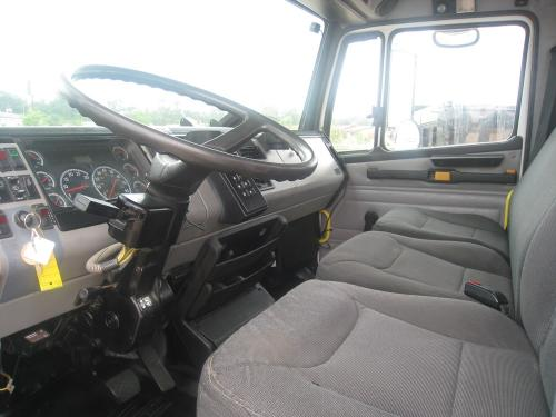 Bucket Seats Bucket Truck.