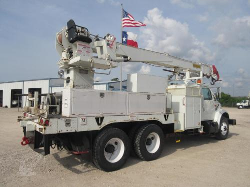 Riding Console Digger Truck