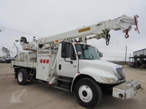45 foot Truck