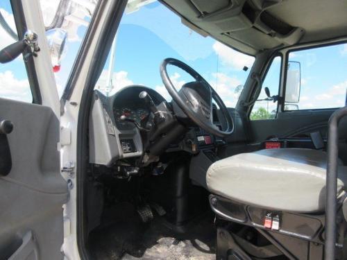 Digger-Truck cab.