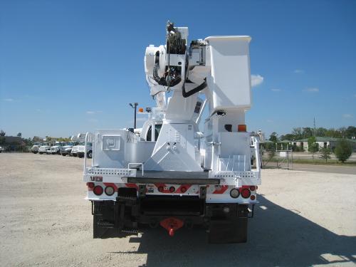 Altec Bucket Truck