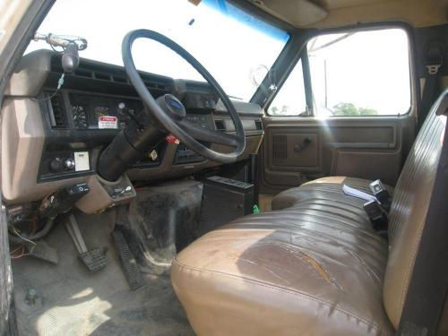 Bucket Truck Cab.