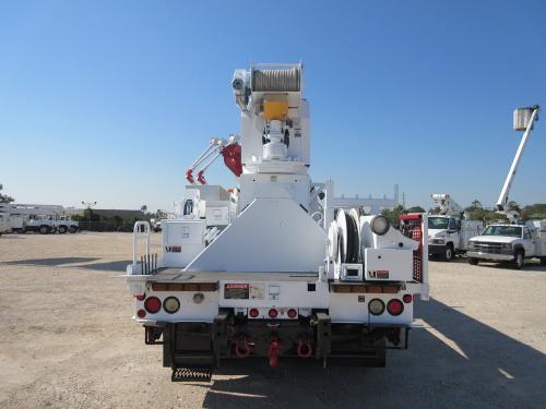 55 foot Digger Trucks