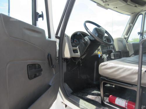 Crane Truck Seats
