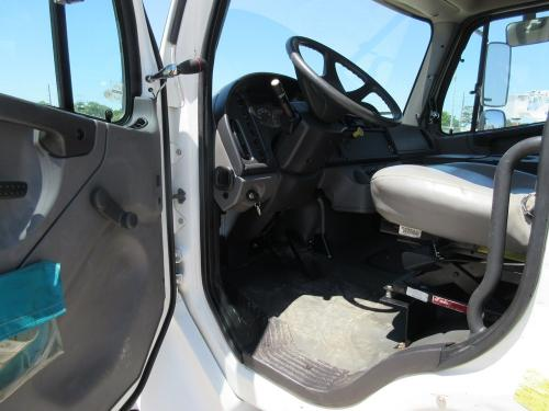 Interior Bucket Truck